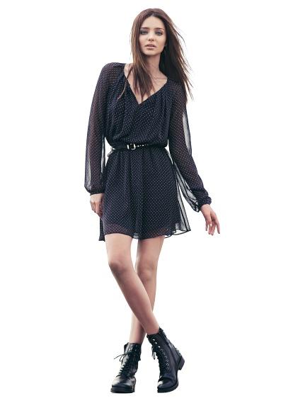 jolie robe pour septembre. Black Bedroom Furniture Sets. Home Design Ideas