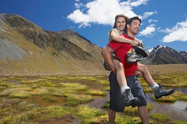 randonnée montagne trekking